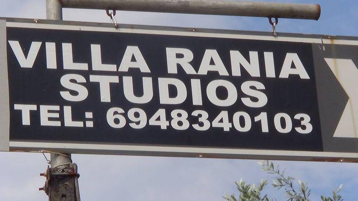 Остров Тасос - Villa Rania в Скала Рахони.