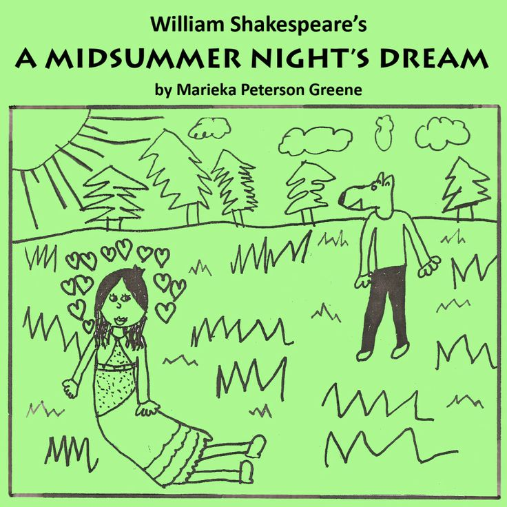 the love story of a midsummer nights dream by shakespeare Themes in a midsummer night's dream shakespeare's one of the best themes to deal with in most of his plays is love in this comic play too, he deals with the nature of love which he ranks in many categories.