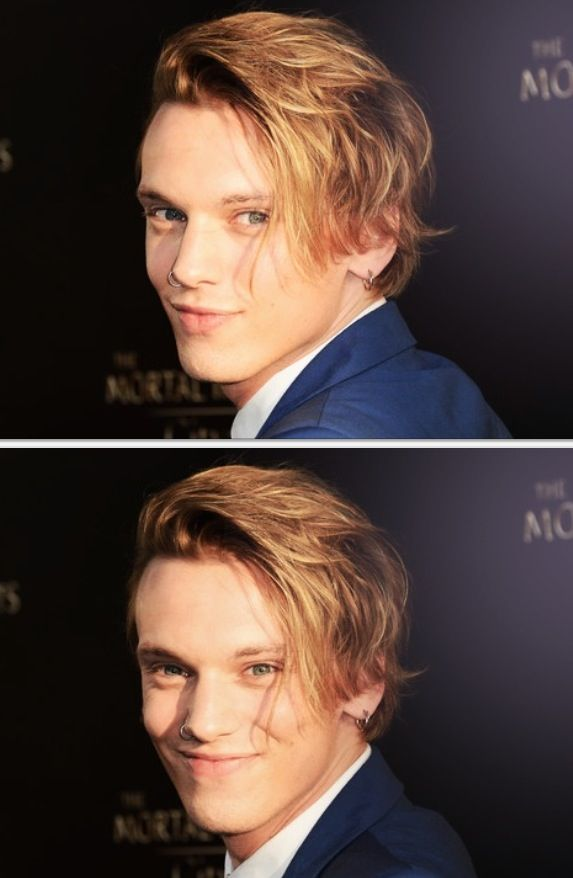 Jamie Campbell Bower <3 -- HE IS THE CUTEST THING EVER I WANNA SQUISH HIM