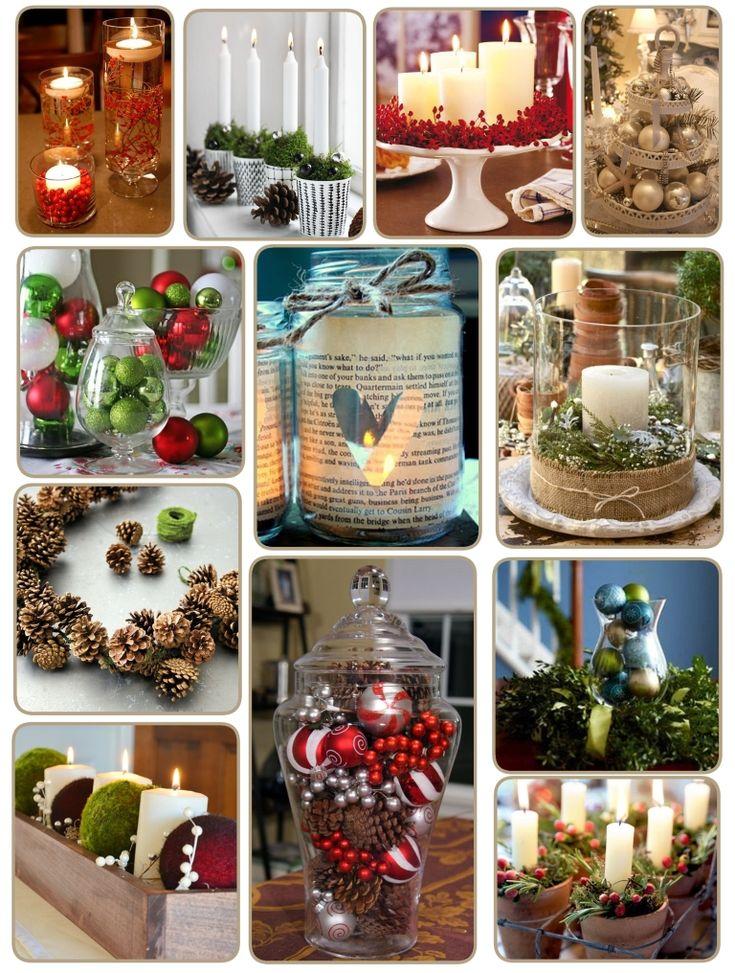 Decoraciones navidad 2013 001 red mi estilo pinterest for Decoraciones para navidad interiores
