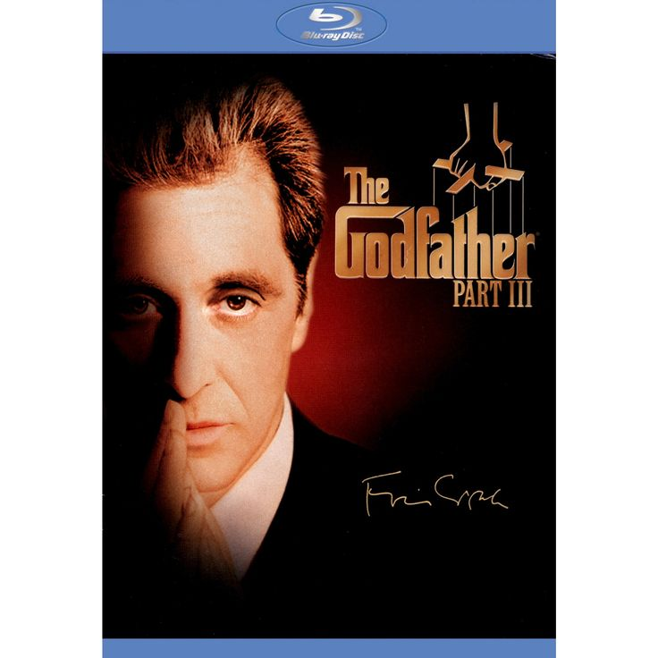 The Godfather Part Iii (Blu-ray)