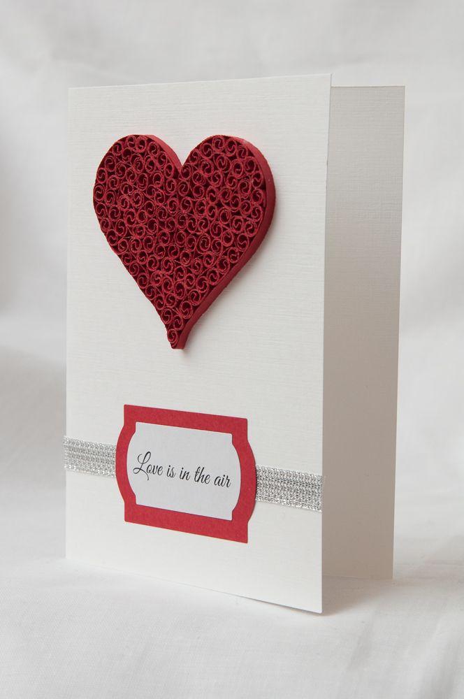quilling valentine hearts