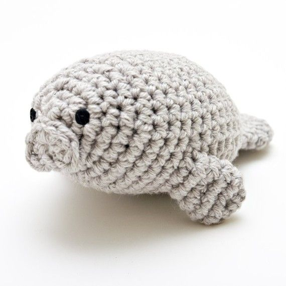 Free Amigurumi Manatee Pattern : Pin by Nikki Crowe on Gifty Stuff and Stocking Stuffers ...