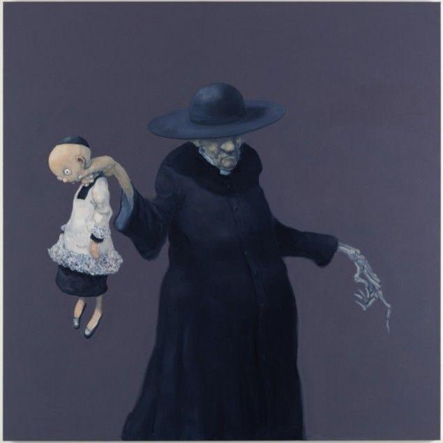Ugens Kunstner - Michael Kvium - kunsten.nu