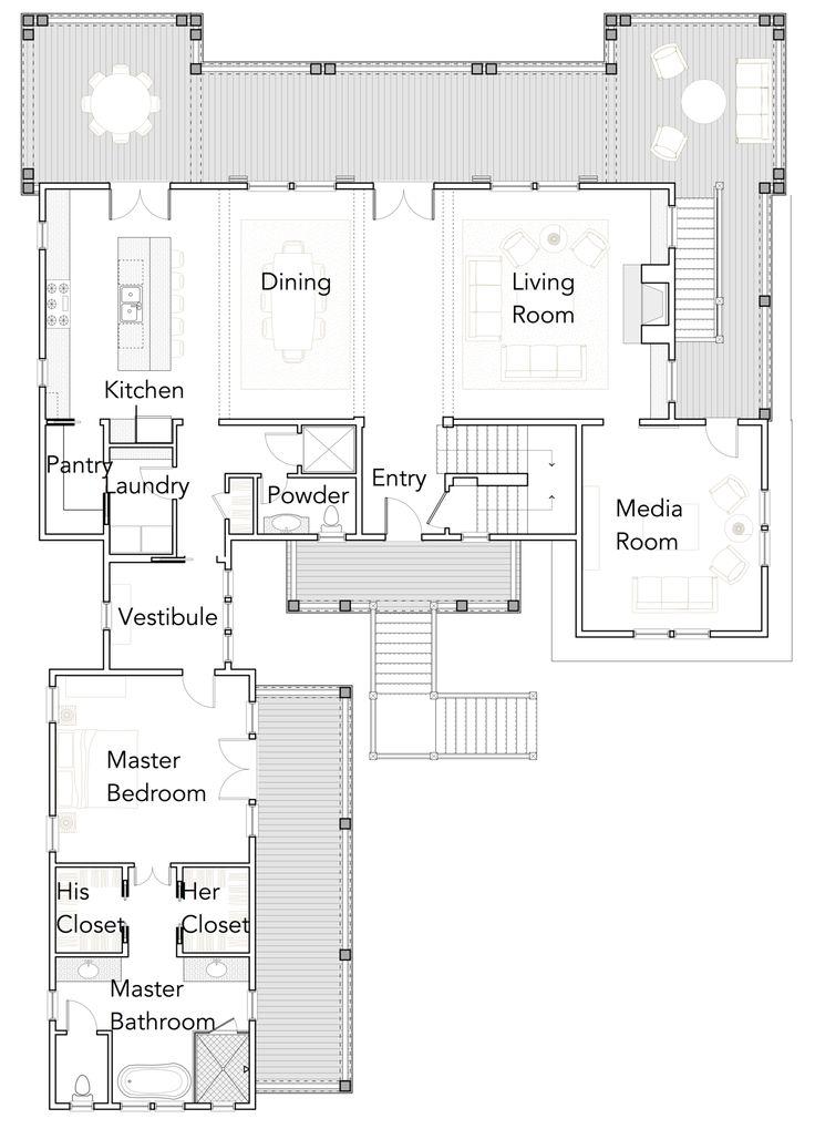 17 meilleures images à propos de Floor plans sur Pinterest Plans