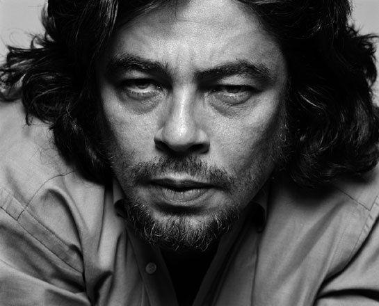 Benicio del Toro, 2004. Portrait publié dans le New York Times Magazine.  Crédit photo © Inez & Vinoodh
