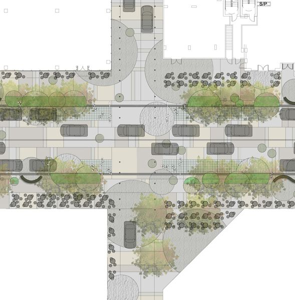 40 best images about streetscape on pinterest. Black Bedroom Furniture Sets. Home Design Ideas