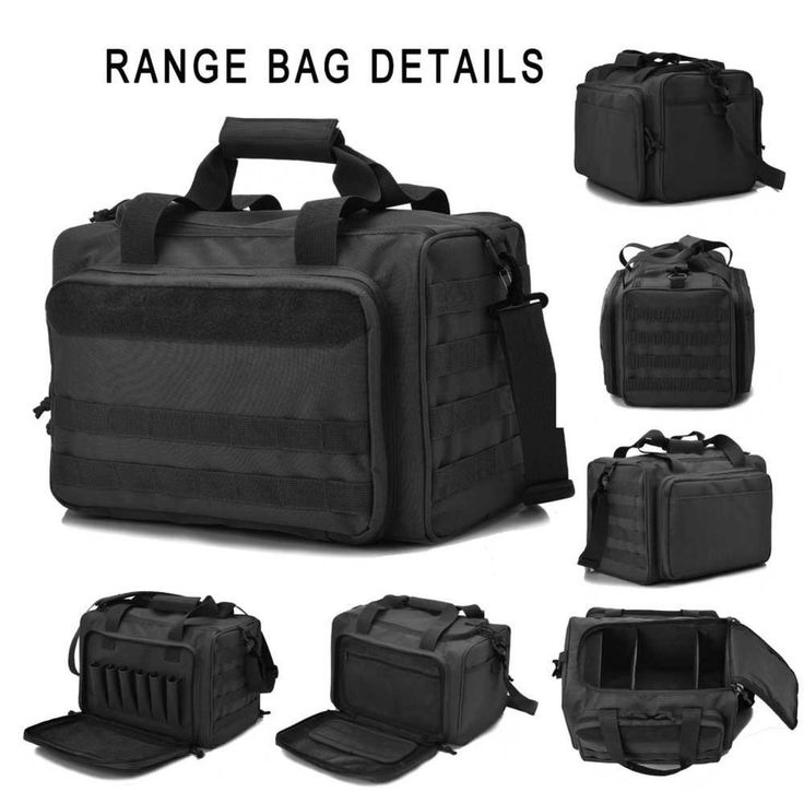 Tactical Gun Shooting Range Bag Deluxe Pistol Duffle Bag Black Ammo Gear Police #tactical #GunControl #guns #gunsandgangs #GunSafety #shooting #shootingrange #Pistol #Glock #carrycase #duffelbag #bags #ammo #ammunition #hunting #hunt #Police #tacticalbags #sports #eBay #OnlineShopping #OnlineSales #Discounts #Greatproducts #bestproduct #shopping #Discountsales #gifts #reseller #resale #workfromhome #ecommerce #thrifted #thrifting #ebaystore #ebaylife #ebayfinds #thriftstorefinds #ebayseller