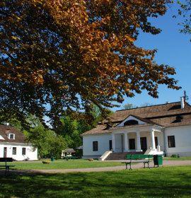 Restauracja Dworek Białoprądnicki położona jest w otoczeniu zieleni drzew i krzewów w jednej z krakowskich dzielnic. To doskonałe miejsce na odkrycie polskiej sztuki kulinarnej.