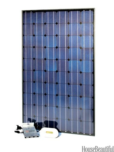 Modular solar panels, about $ 1,000. everyone. This kind of technology can be incorporated …   – futuristic