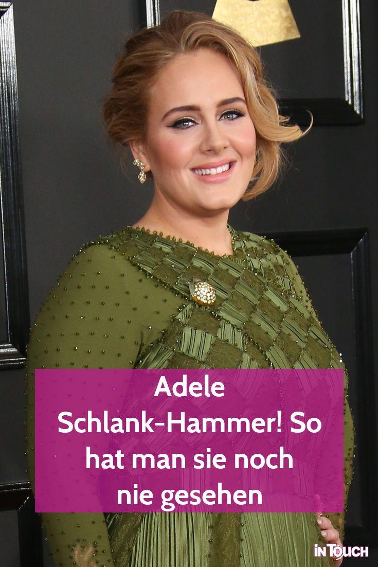 Adele Schlank Hammer So Hat Man Sie Noch Nie Gesehen Schlank