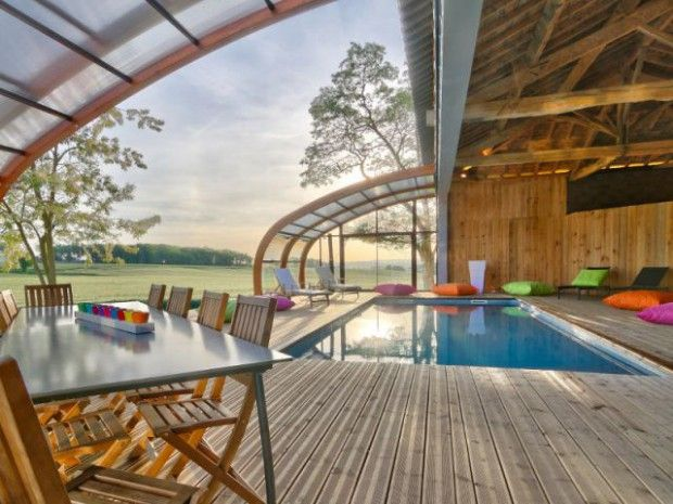 17 meilleures id es propos de abri spa sur pinterest abri de spa abri pour spa et spa ext rieur - Jardin champetre rustique lyon ...