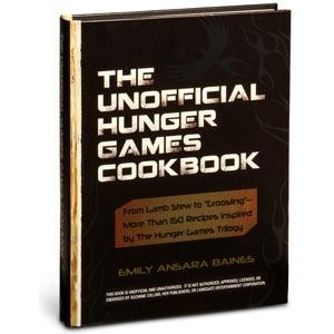 Want!: Real Diet, Books Mi, Games Cookbook, Hunger Games, Unoffici Hunger, Games Fans, Think Geek, The Hunger Game
