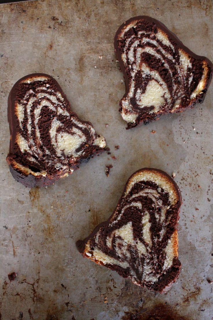 Zebra cake (recette de marbré super moelleux)