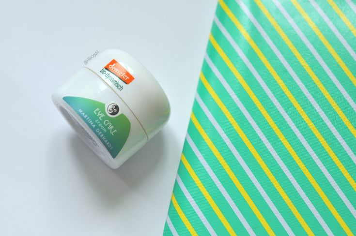 [Review] - Eye Care Cream Martina Gebhardt   Il Blog di I.