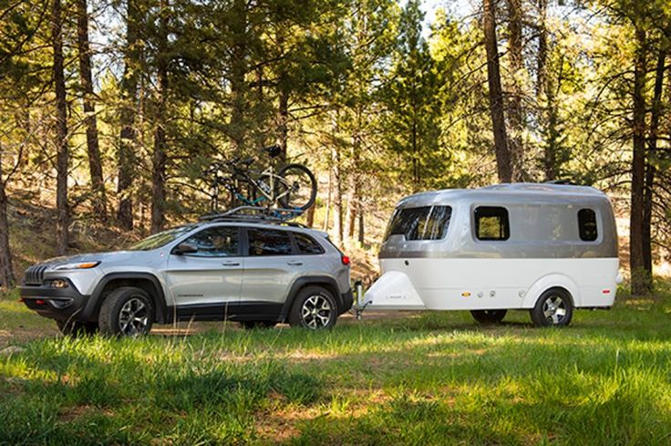 Airstream's New Nest Travel Trailers: Super Adorable and Uber Towable