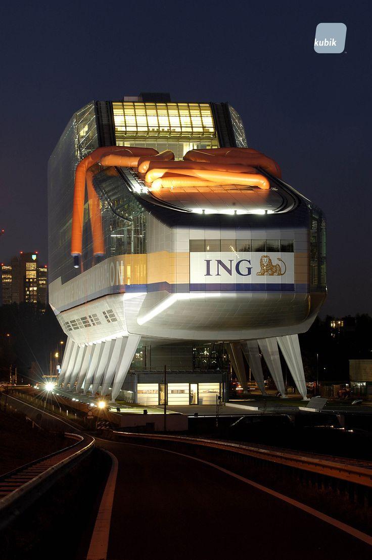 ING Bank - The Amsterdam Marathon