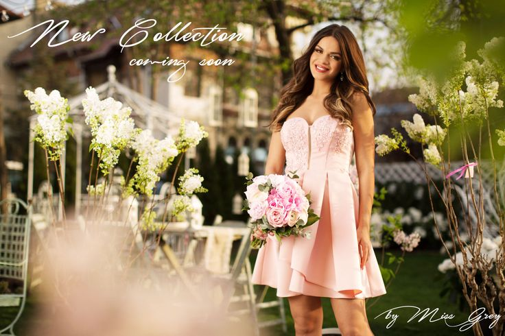 The new Miss Grey Spring Collection will soon be available online! Keep in touch!