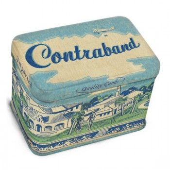 TREASUREBOX CONTRABAND