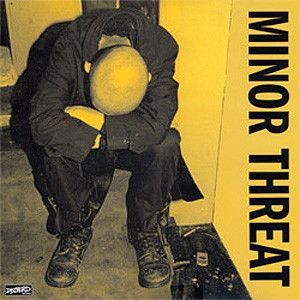 """Minor Threat - First Two 7""""s on LP + Download"""