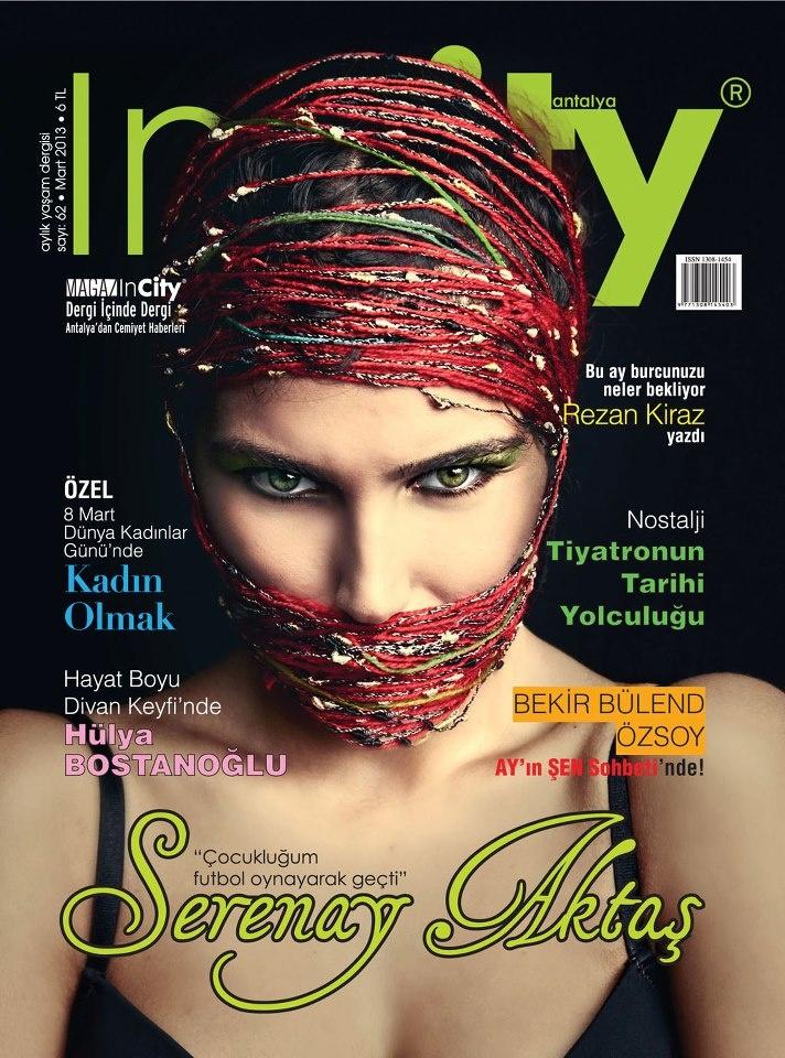 In City Dergisi, Mart sayısı yayında! Hemen okumak için: http://www.dijimecmua.com/in-city/