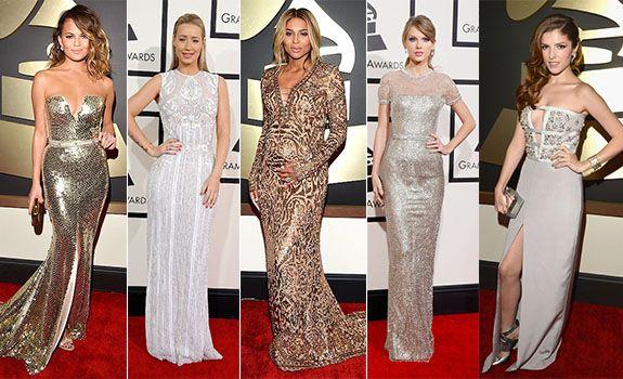 2014 Grammy Ödülleri Kırmızı Halı - Hep Moda Magazin