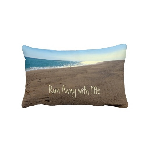 Beach Themed Throw Blanket Delectable 59 Best Beach Themed Pillows Images On Pinterest  Cushions Toss Inspiration Design