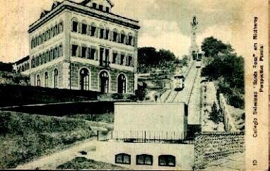 Niterói 1907 ou 1916 Colégio Salesiano e Monte Santa Rosa