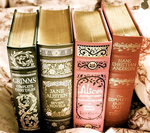 Anything from Jane Austen