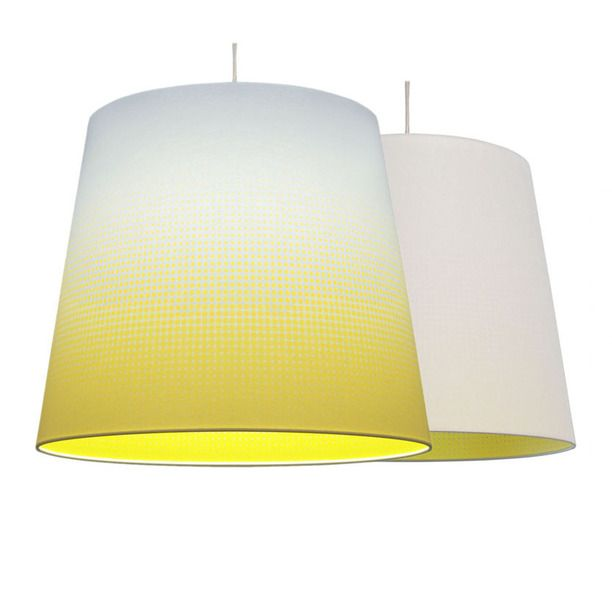 Narrow Mist Lamp Yellow white, blue, yellow http://eu.fab.com/inspiration/narrow-mist-lamp-yellow