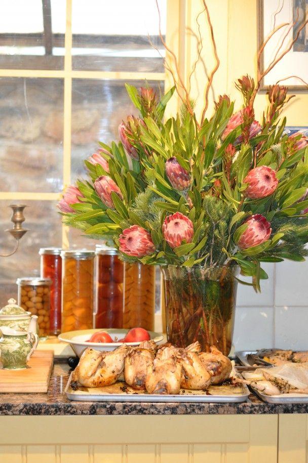 Maggie Beer farm shop Roast Pheasant recipe