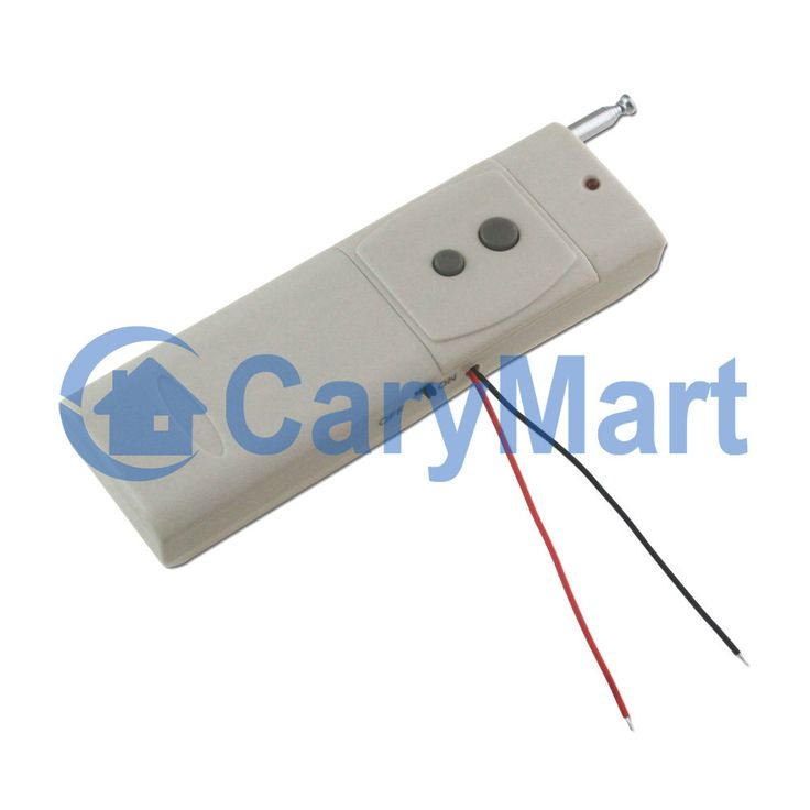 Long Range Wireless Remote Control 1000M With Extended Input Wires [0021044 (CB-2V)] - US $40.00 : Our Automation, Home and Industry Automation Online Shop