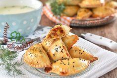 empanadas au poulet Bonjour tout le monde, J'ai partagé avec vous hier la recette de ma pate p...