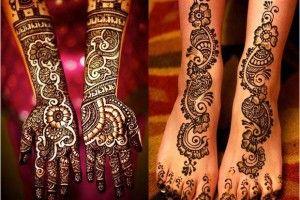 15 Stunning Mehandi Designs for Hands
