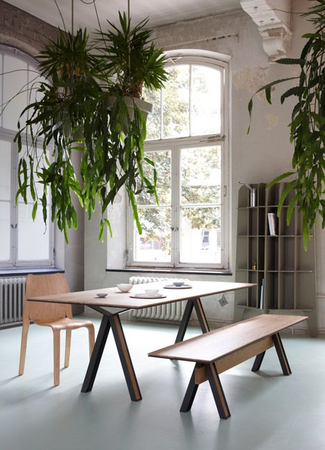 Blakely Table by Studio Roderick Vos
