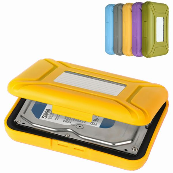 ORICO Phx-35 3.5 inch SATA SSD HDD Hard Drive Disk Storage Enclosure Case Box Protector