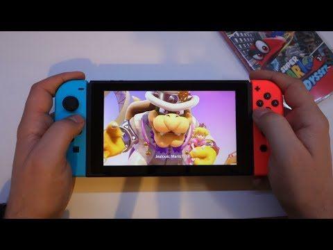 Super Mario Odyssey Switch - Nintendo Switch gameplay - Andrasi.ro