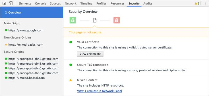 Chrome's latest tool checks your website's security - You may never notice Chrome's green lock showing that an HTTPS site is 100 percent secure but developers pay rapt attention to it. That's because Google prioritizes search results for sites with the strongest security so a problematic site could find itself on the dreaded second page.