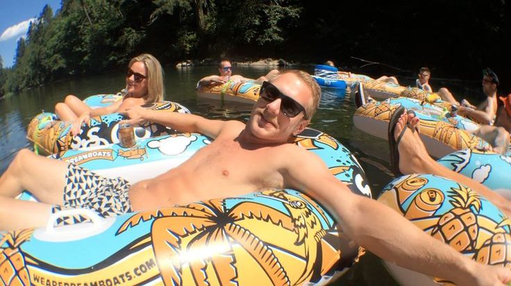 These Personalized Party Devices are Ideal for Summer Relaxing #swimming trendhunter.com