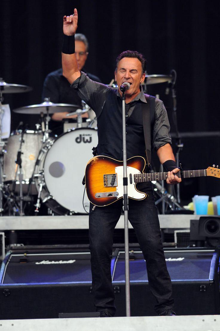 Bruce Springsteen @ Ricoh Arena - Stadium Bowl