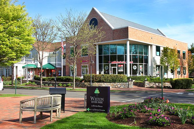 Shopping in Downtown Wilton