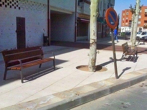 Banco Ergo UM368 - Bancos - Mobiliario Urbano | BENITO URBAN
