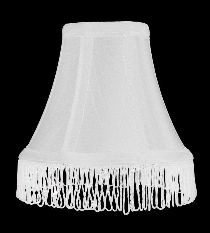 5 H Silk Shantung Bell Lamp Shade Clip On Lamp Shade Lamp Chandelier Lamp Shades