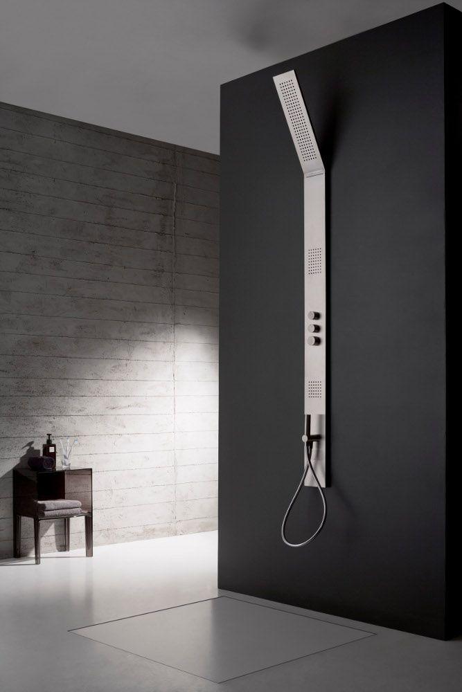 Obliqua by Zazzeri #bathroom #wellness @Rubinetterie Zazzeri