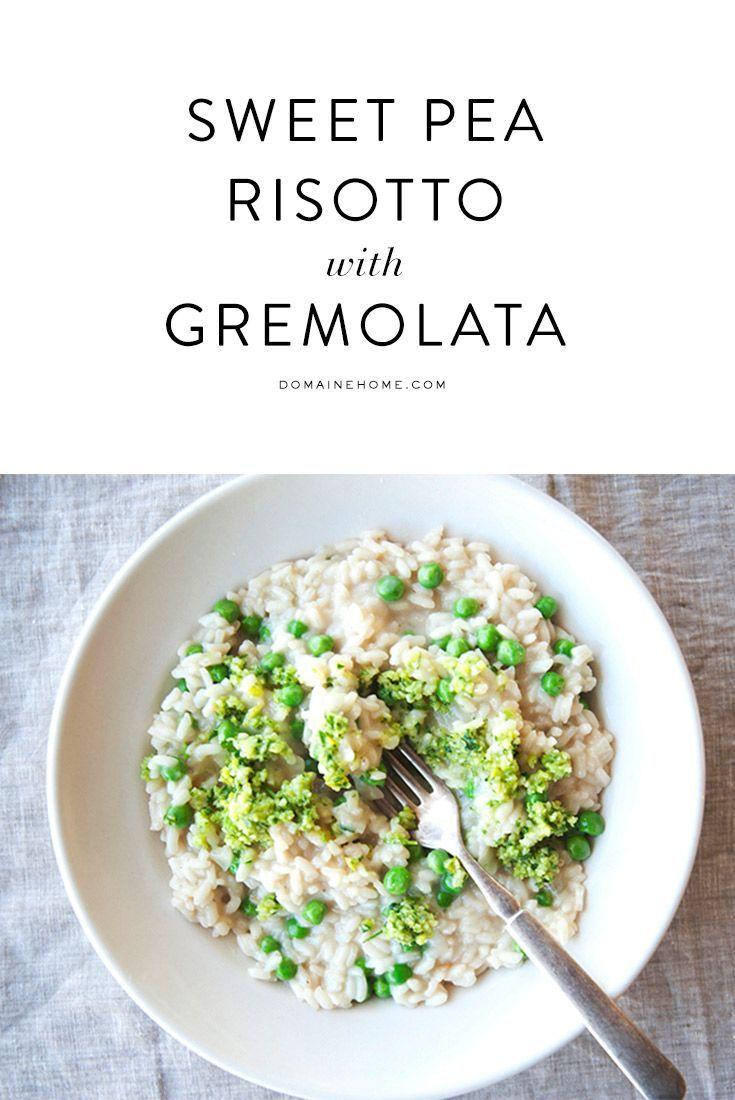 Sweet Potato And Gorgonzola Farro Risotto Recipe — Dishmaps