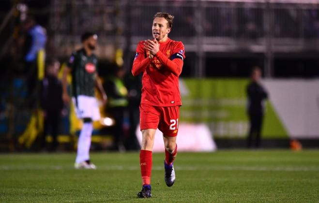 #rumors  Liverpool FC transfer news: Lucas Leiva reportedly in talks over move to Turkey
