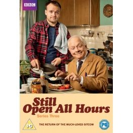 tv-comedy - Still Open All Hours - Series 3