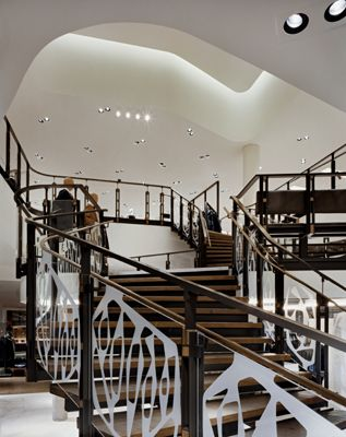 Architectural Record | Buildling Types Study | Barneys New York - Dallas Flagship Store