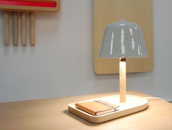Hat Lamp by StudioGorm
