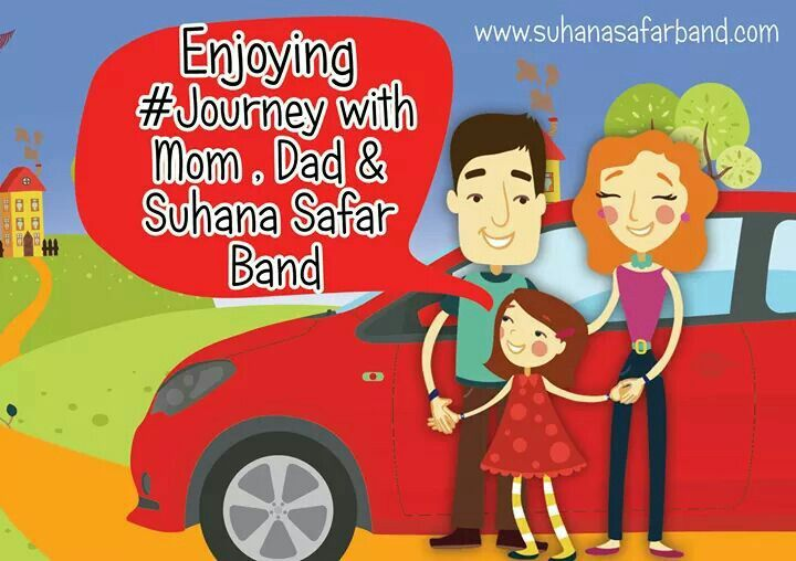 We are happy to see that so many families are #enjoying #journey with #SuhanaSafarBand  http://bit.ly/1Ovd4r6